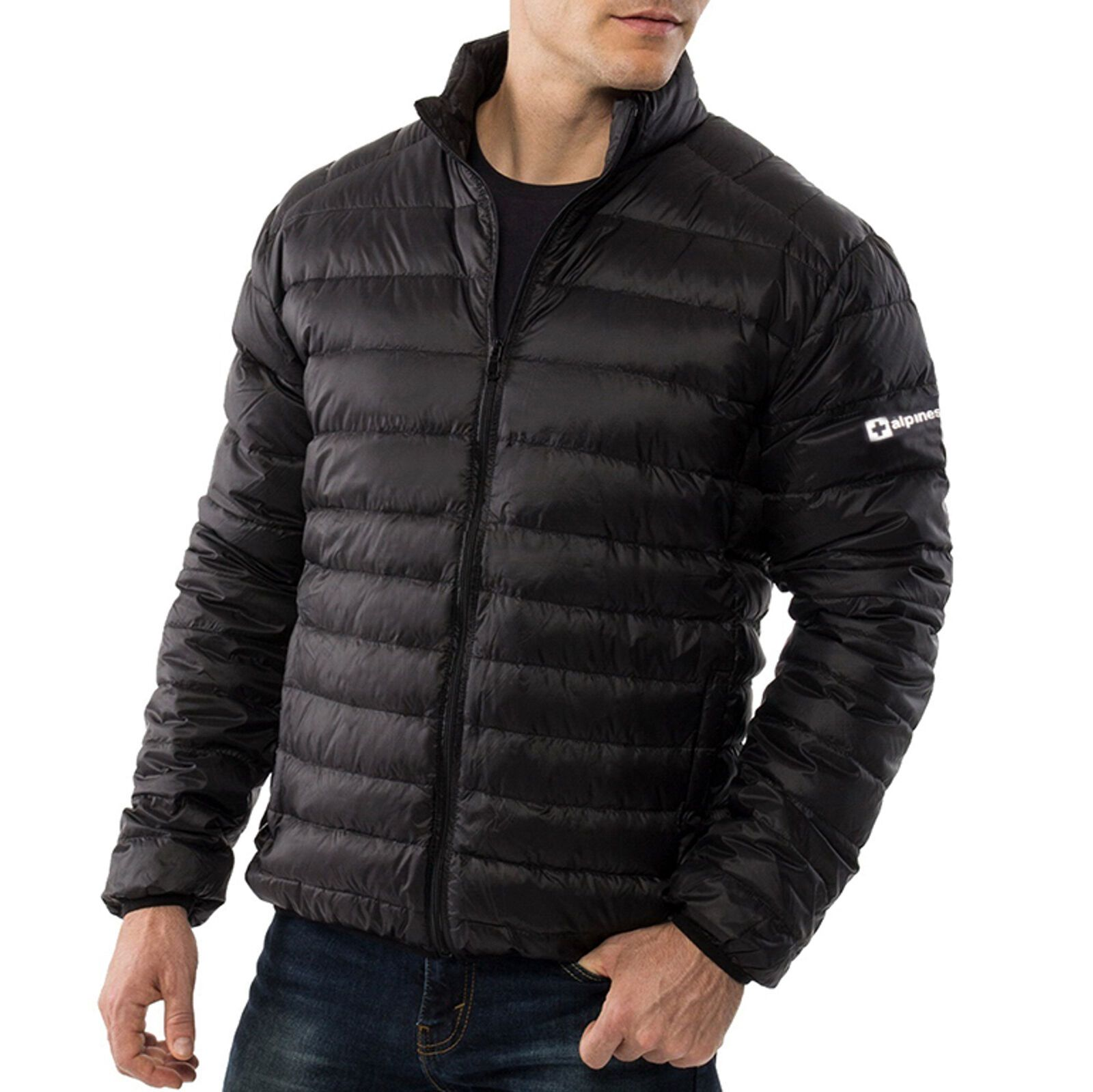 AlpineSwiss Niko Puffer Jacket 34.99! (With images