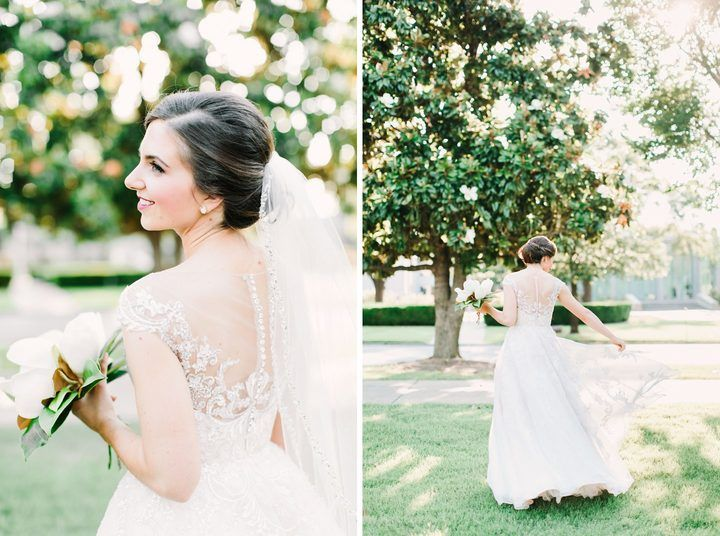 Weddings By Christopher And Nancy Bridal Portraits Anna S