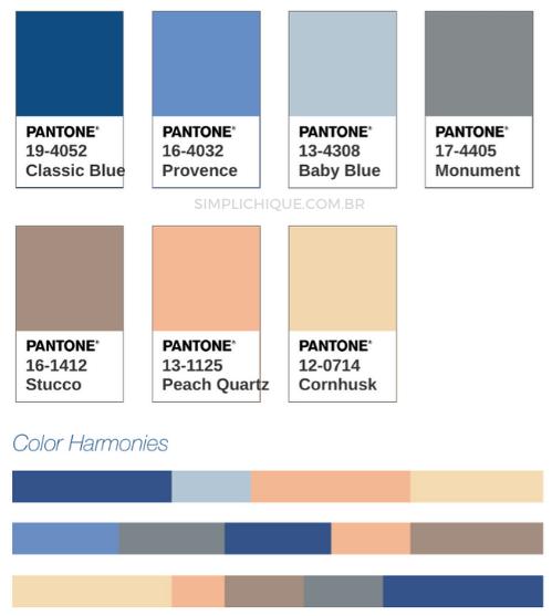 Classic Blue: Como usar a cor do ano 2020 da Pantone | Simplichique