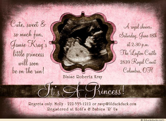 1000+ images about invites on Pinterest | Custom baby shower ...