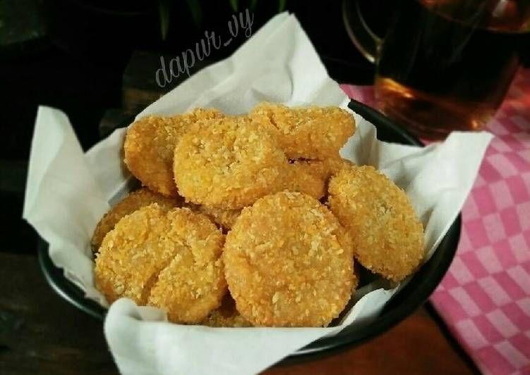 Resep Nugget Pisang Kilat Lebih Krispi Cepat Simple Pr Pisang Oleh Dapurvy Resep Makanan Resep Pisang