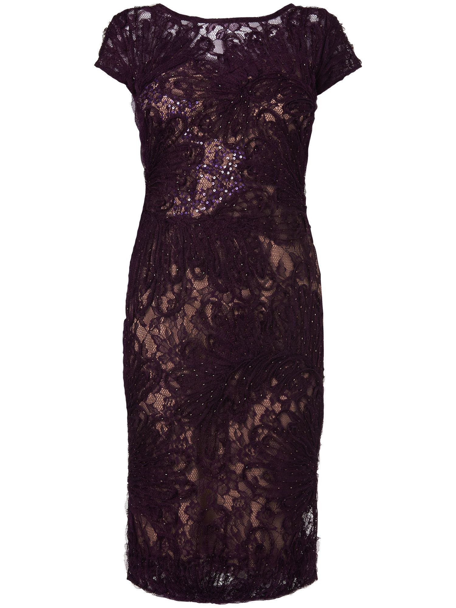 Phase Eight Gianna lace dress Purple  Vin  Pinterest  Purple