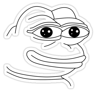 Happy pepe the meme