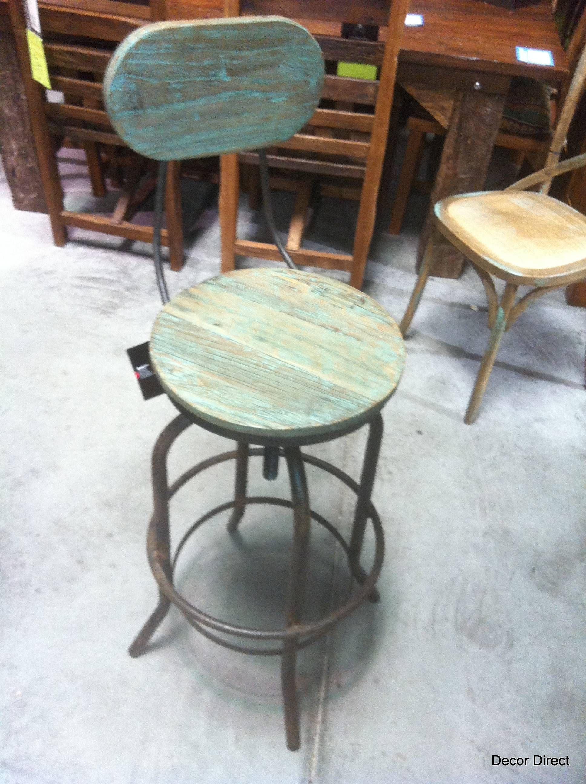 Pleasing Industrial Bar Stool Styled After Toledo Drafting Stool Alphanode Cool Chair Designs And Ideas Alphanodeonline