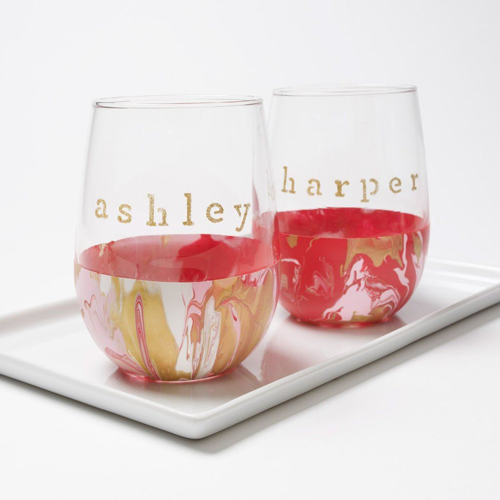 Fiskars Softgrip Detail Knife Wine Glass Crafts Diy Wine Glasses Glass