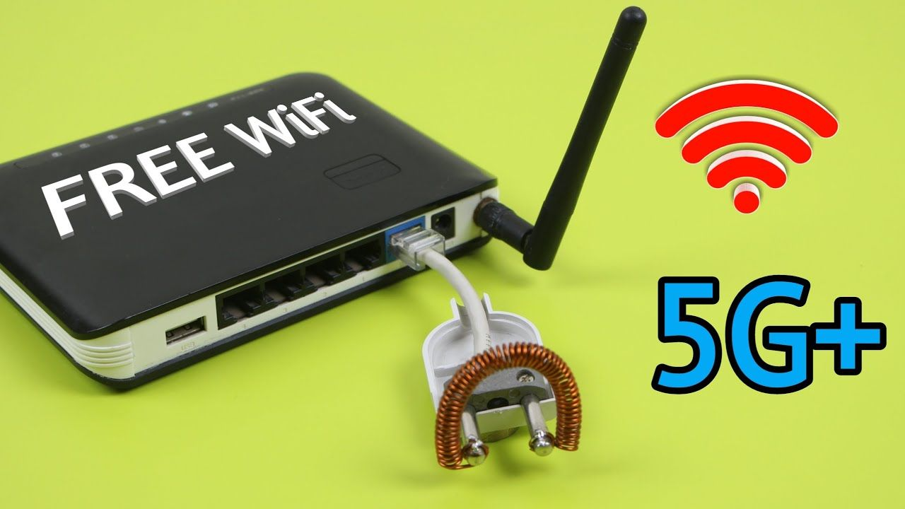 Use Free Wifi At Home Awesome Ideas Free Internet Wifi Hack