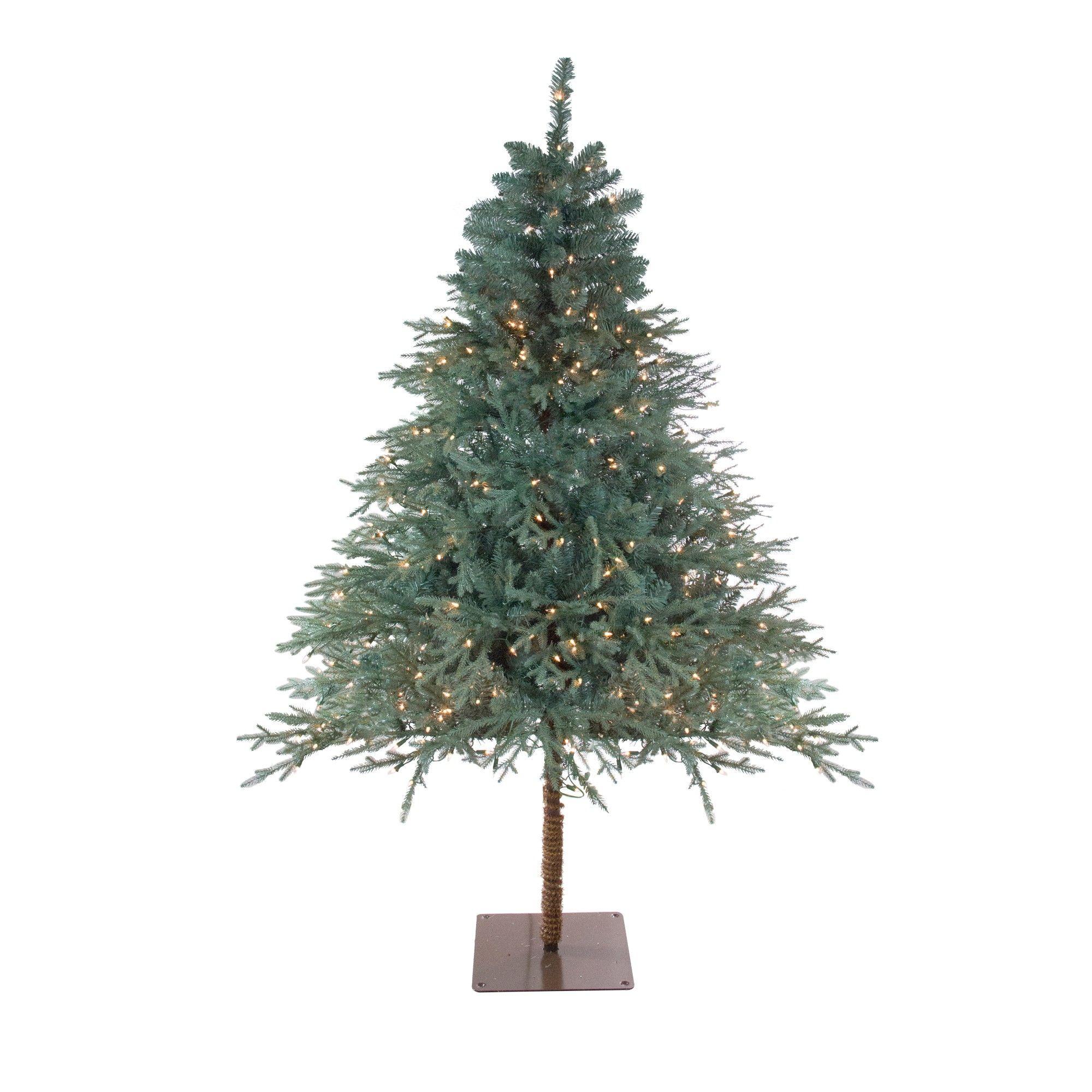 Northlight 7.5' Prelit Artificial Christmas Tree Medium