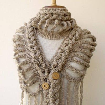 knitted, my style in colour and design