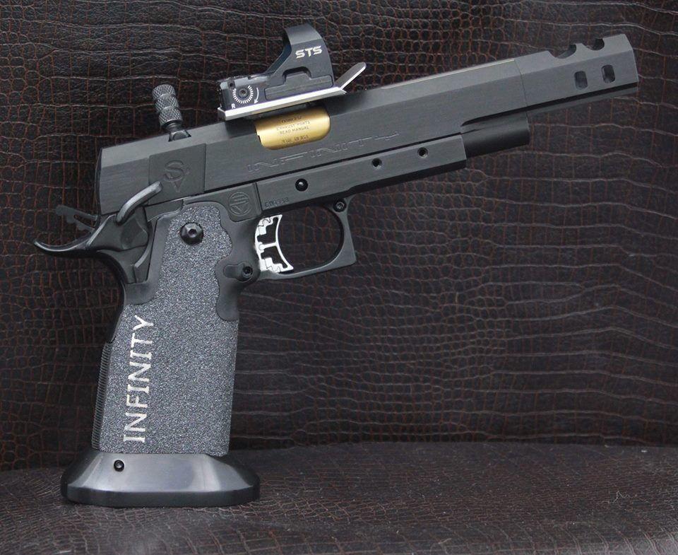 Infinity firearms guns safety guns and ammo custom guns