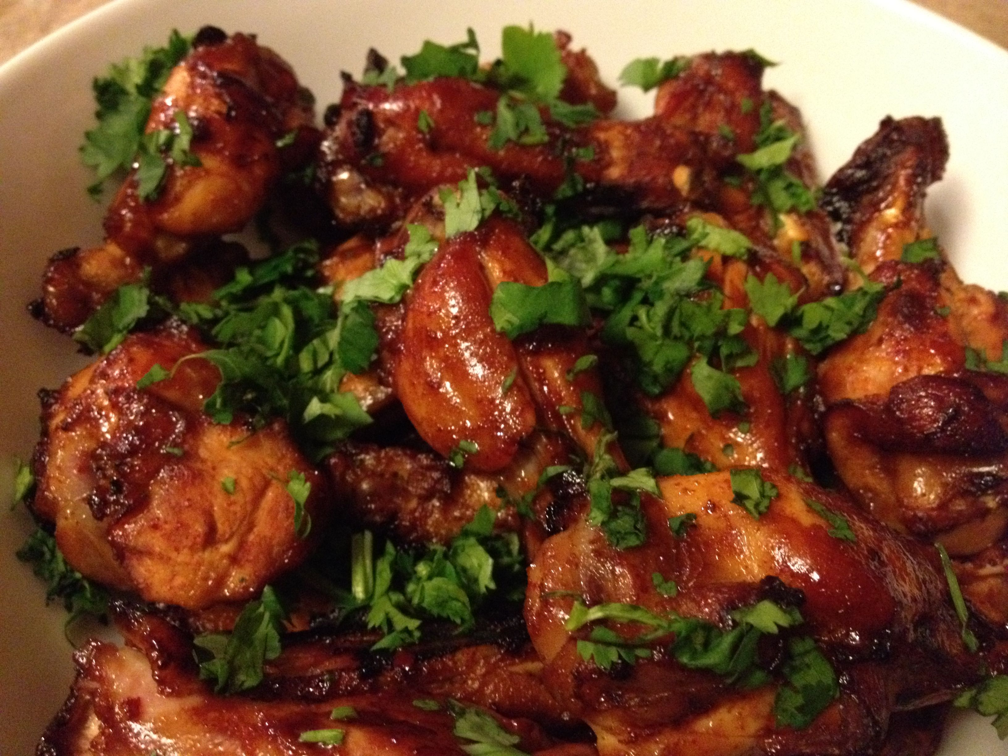 Dec 04,  · This recipe is for 'desi' style chicken wings so it will go really well on your Indian menu and especially when served with green chutney on the side. I do hope you enjoy making these chicken wings as part of your festive peers.mlgs: 4.