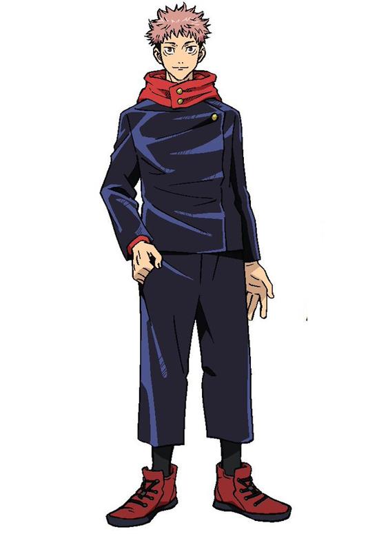 Yuji Itadori Personagens De Anime Anime Poster De Viagem