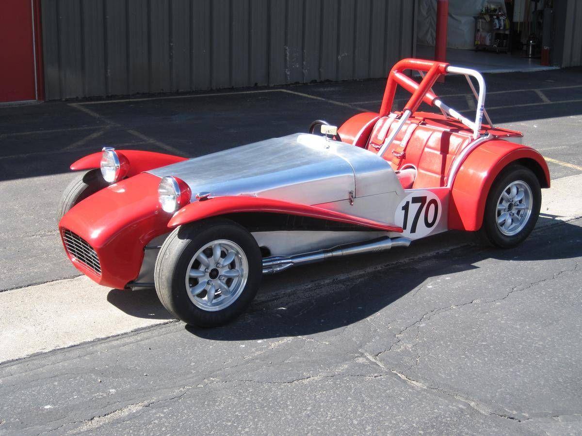 1962 Lotus Super Seven Series 2 | My New Dream Car | Pinterest ...