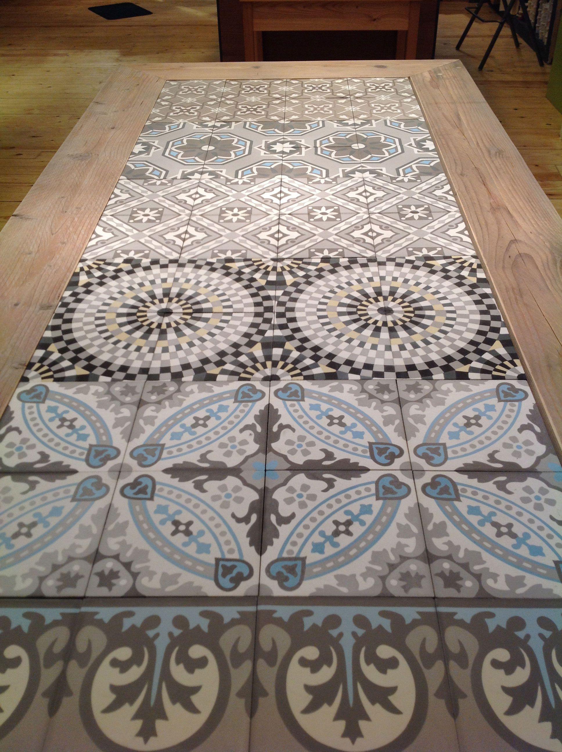 Tisch Mit Fliesen Selber Bauen Wohn Design