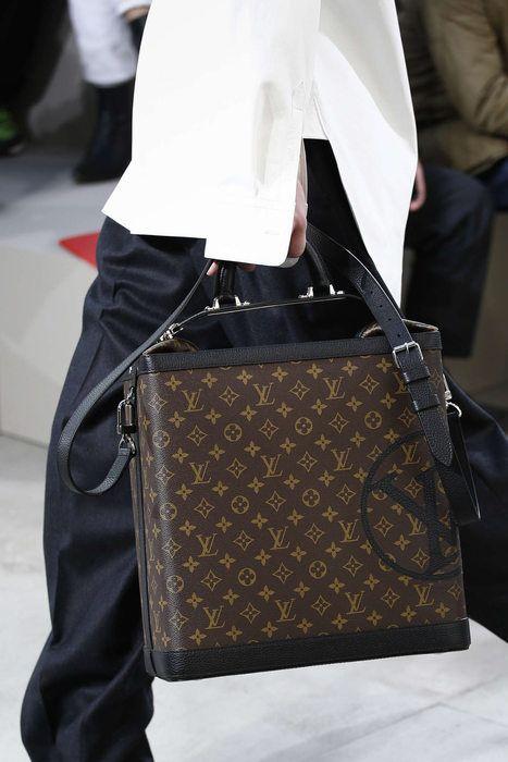Louis Vuitton, Automne Hiver 2017, Paris, Menswear Sac Homme, Accessoire  Homme ef422ea8a1f