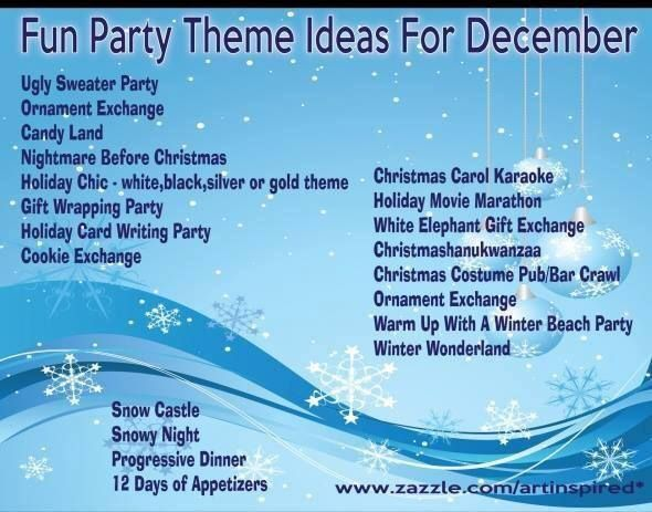 Pin By Allison Pope On Thirty One Gifts Holiday Party Themes