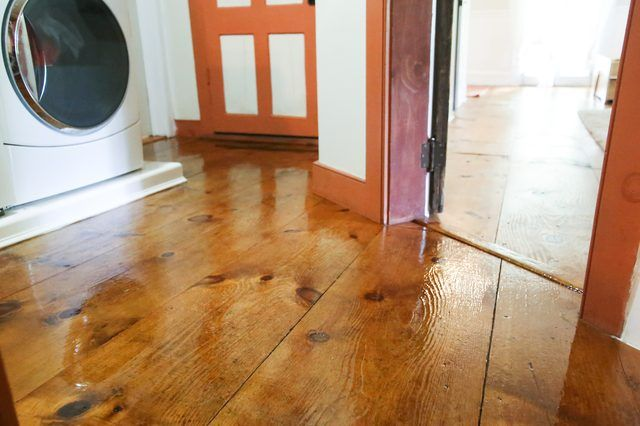 How To Refinish Old Wood Floors Without Sanding Woods Clean House