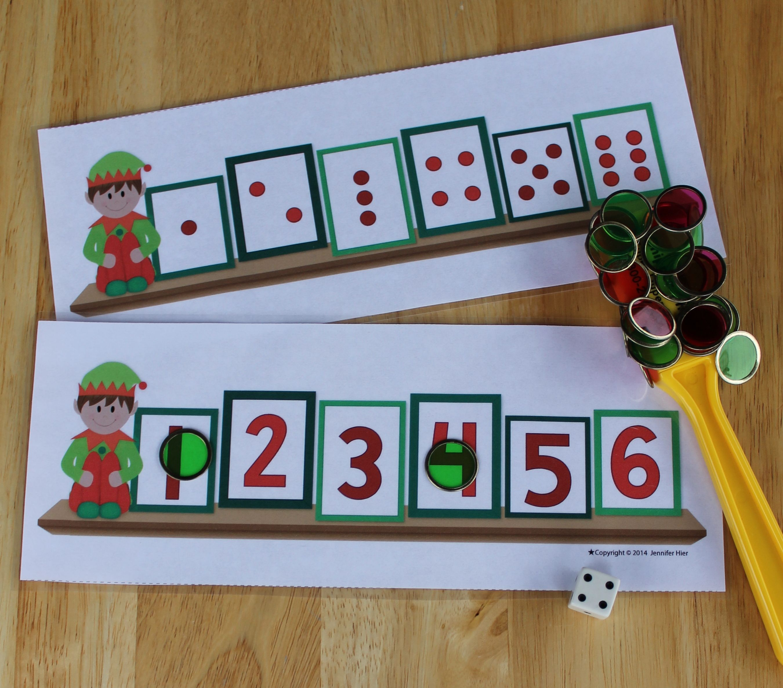 Elf On The Shelf Roll And Cover Includes Game Boards For