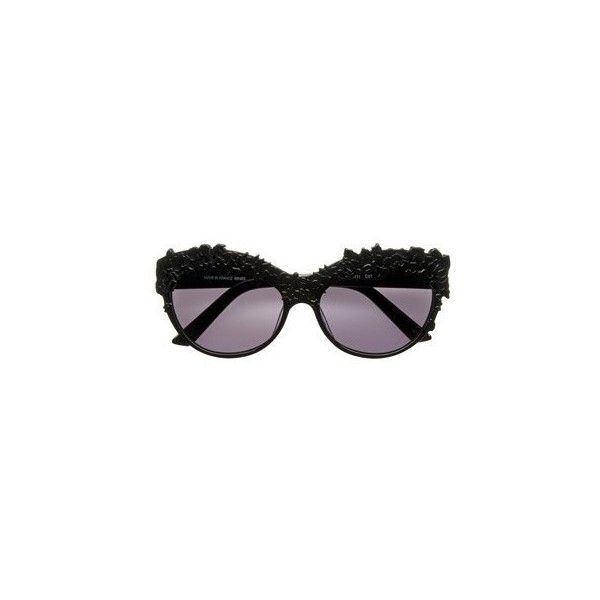 Lunettes de soleil Kenzo - Marie Claire ❤ liked on Polyvore