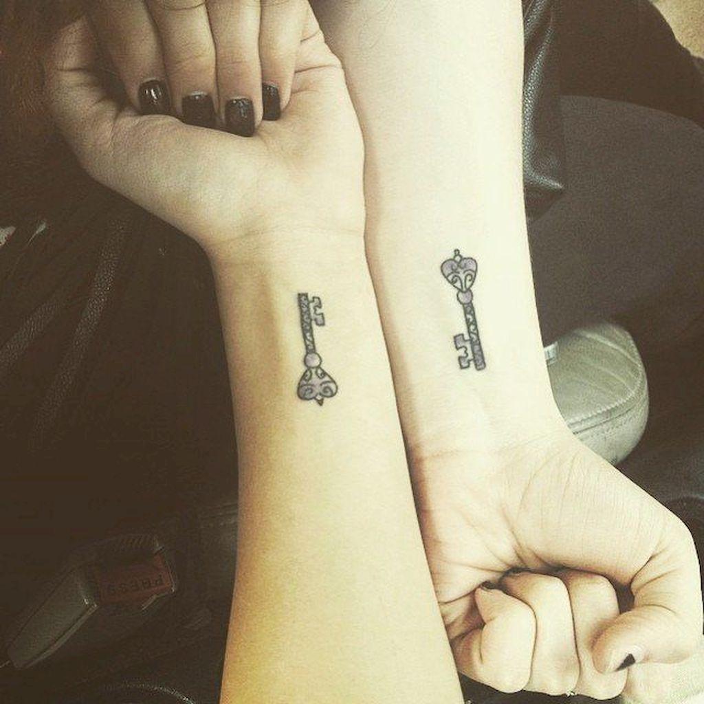 904a2e2b6 09 Awesome Small Best Friend Tattoo Designs Ideas | Tattoos | Friend ...