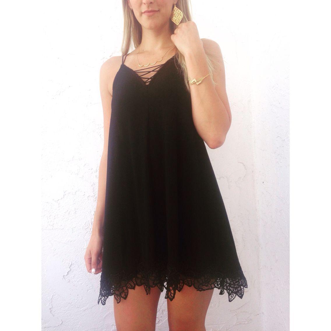 Black Dress Gold Jewelry Black Dress Dresses Gold Dress [ 1136 x 1136 Pixel ]