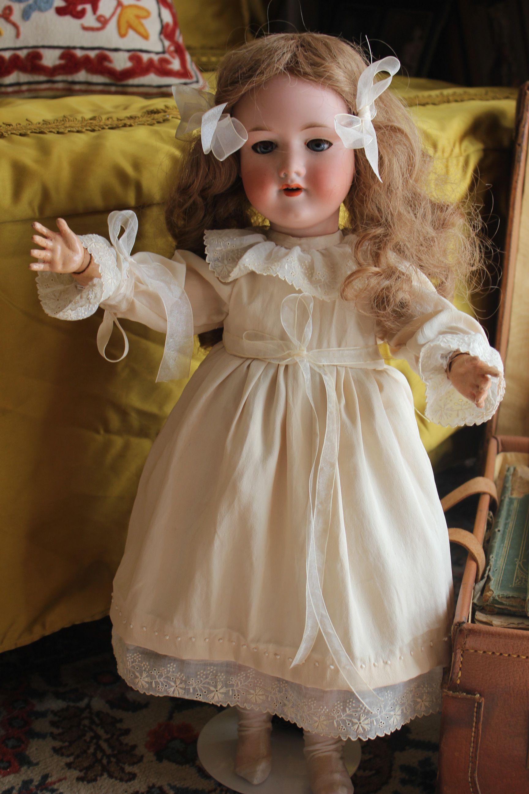 Armand Marseille 390 Walking Doll Antique Dolls Doll