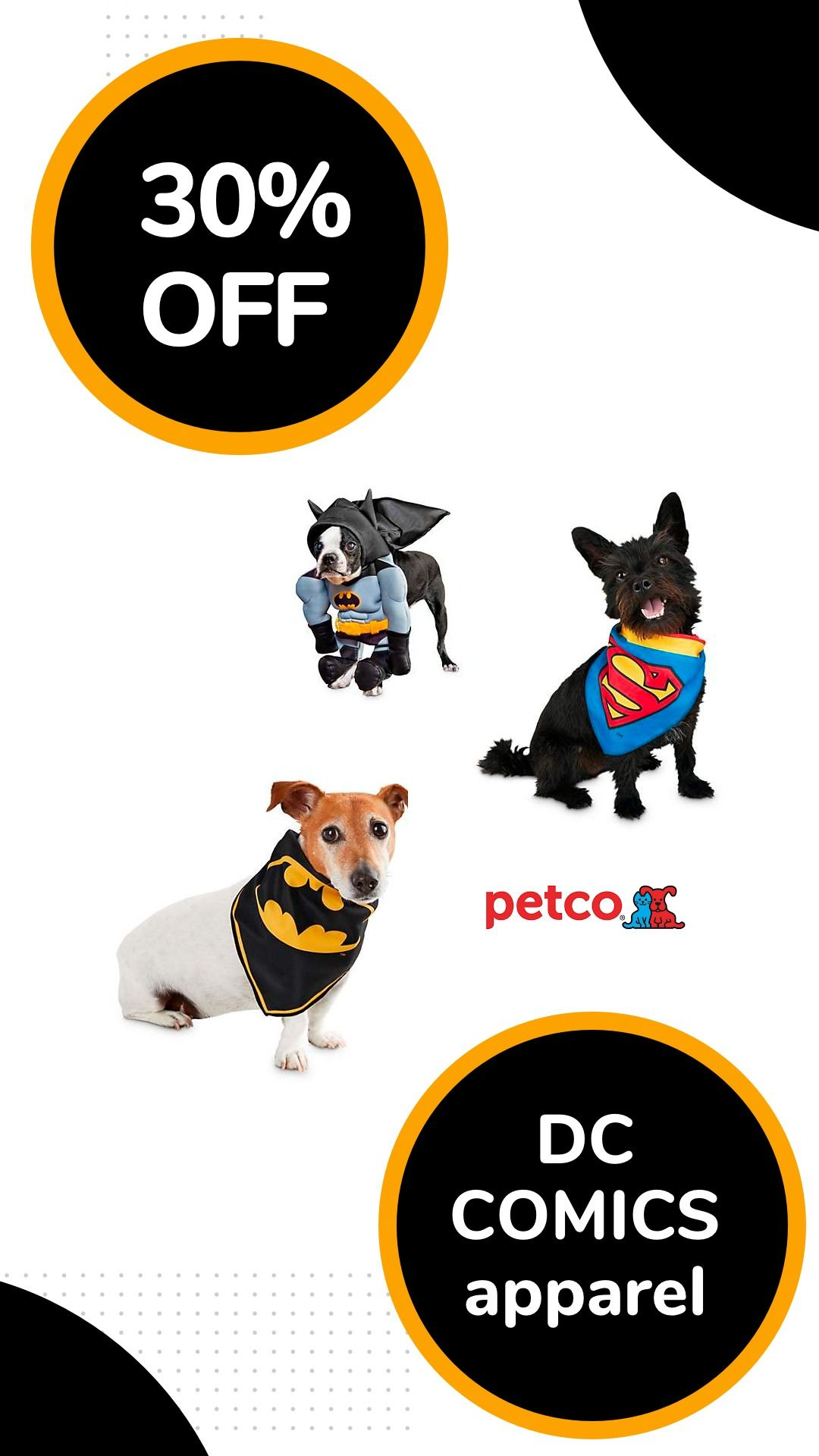 Save Big On Petco S Dog And Cat Costumes Petco Petco Dog Cat Costumes