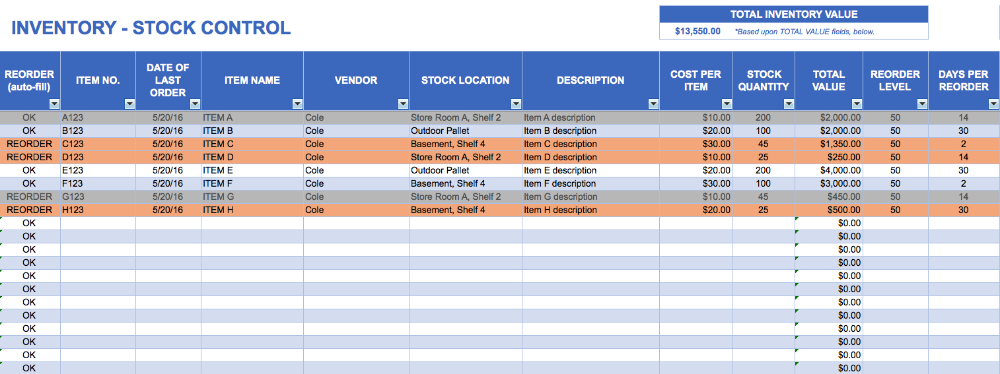 Stock Excel Format Sansurabionetassociats Throughout Stock Report Template Excel 10 Professional T Spreadsheet Template Excel Spreadsheets Business Template