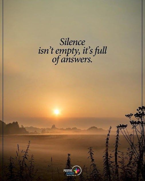 Sign In Serenity Quotes Silence Quotes Inspirational Quotes Pictures