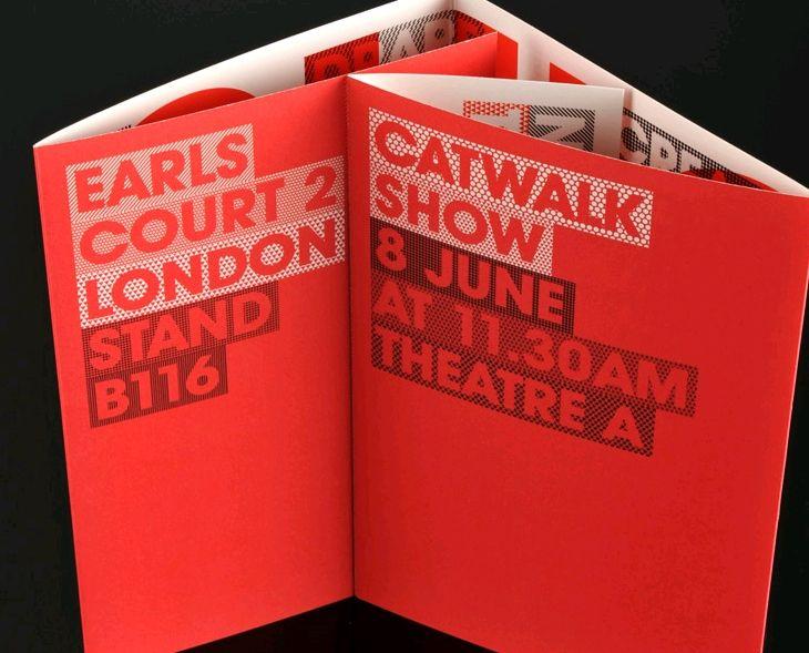 amazing brochure designs amazing brochures with fewer than 100