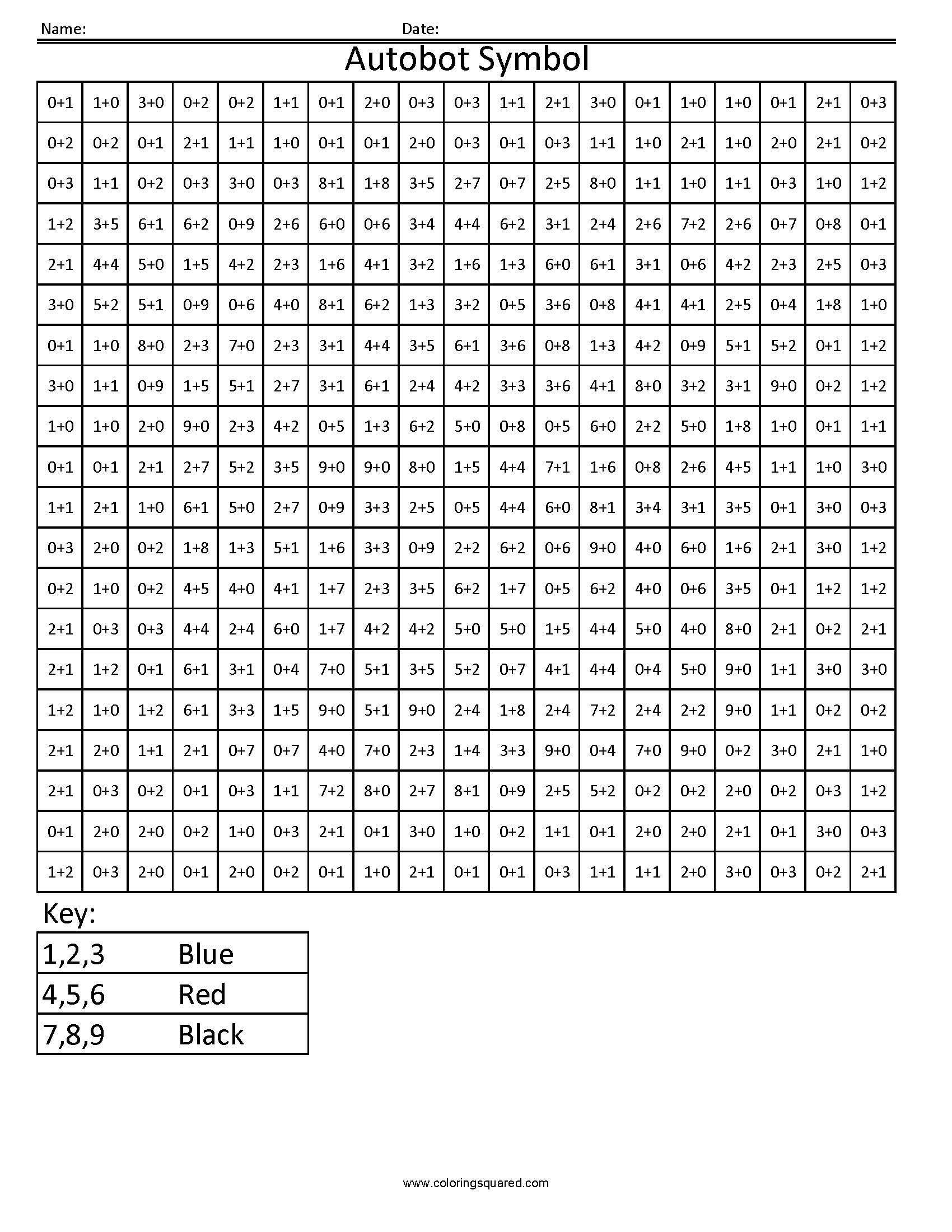 Addition And Subtraction Worksheets All About Worksheet Math Coloring Worksheets Color Worksheets Math Coloring