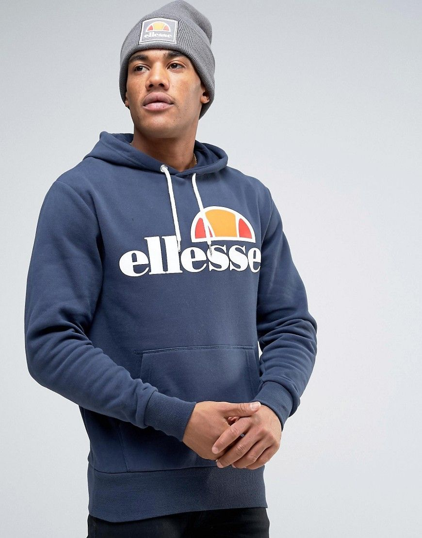 Get this Ellesse's hooded sweatshirt now! Click for more