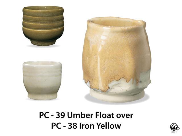 Page 27 Glaze Layering Amaco Brent Glazes For Pottery Amaco Glazes Glaze