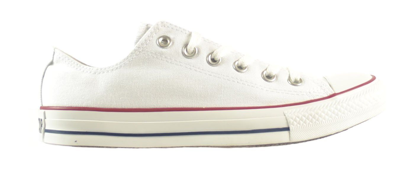 Converse All Star OX Unisex Shoes Optic White m7652 (4 D(M) US)