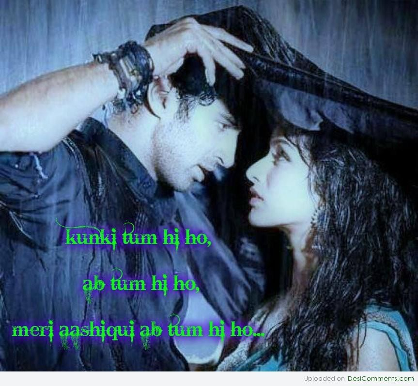 Aashiqui 2 Movie Wallpaper 48029 Glamsham With Images Bollywood Love Quotes Romantic Movies Bad Attitude Quotes