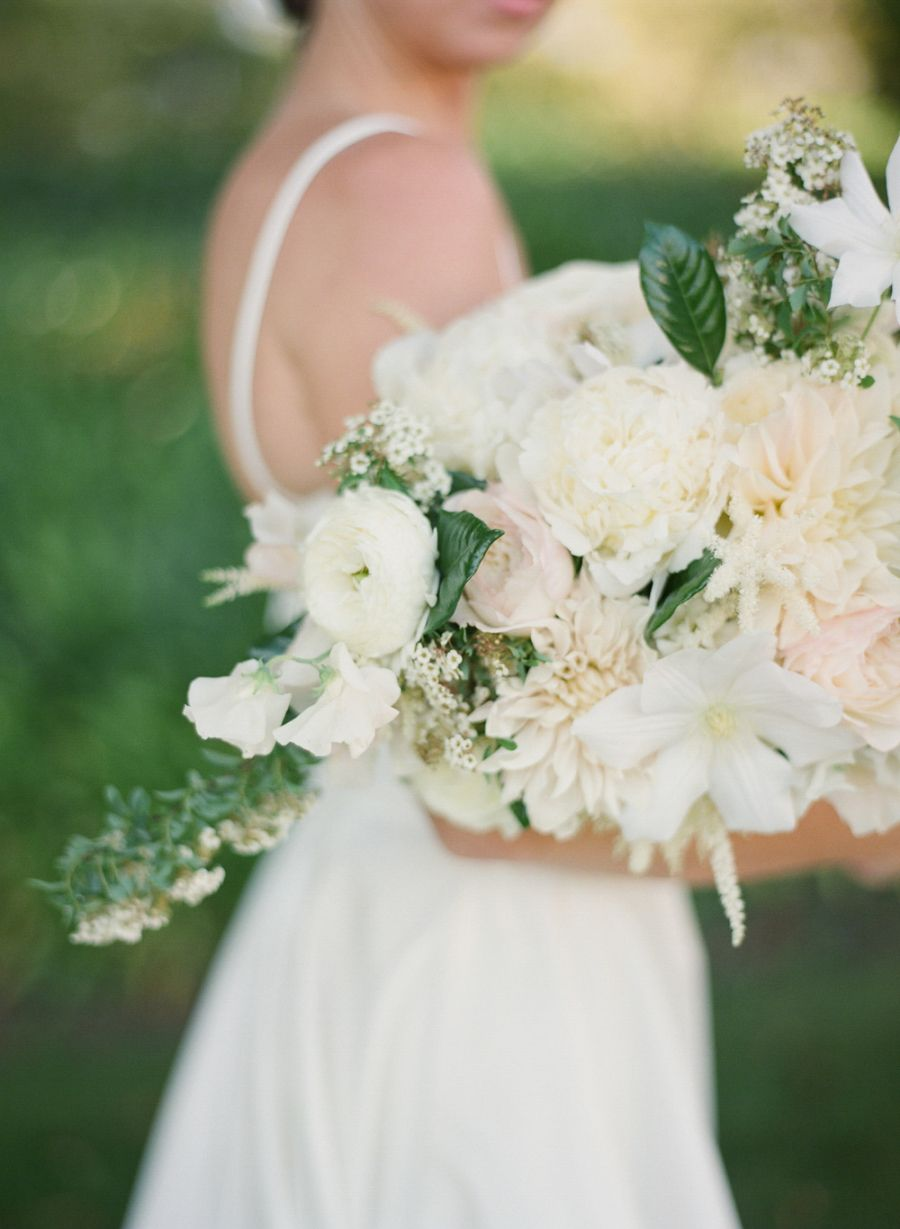 Dreamy romantic gardeninspired montecito wedding ramona keveza