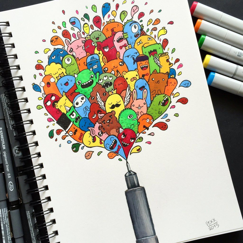 Image result for vexx doodles | Doodle drawings, Graffiti ...