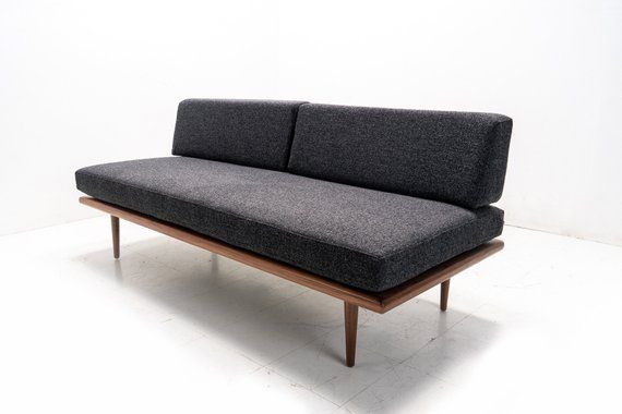 Mid Century Danish Modern Daybed Sofa | Products in 2019 ...