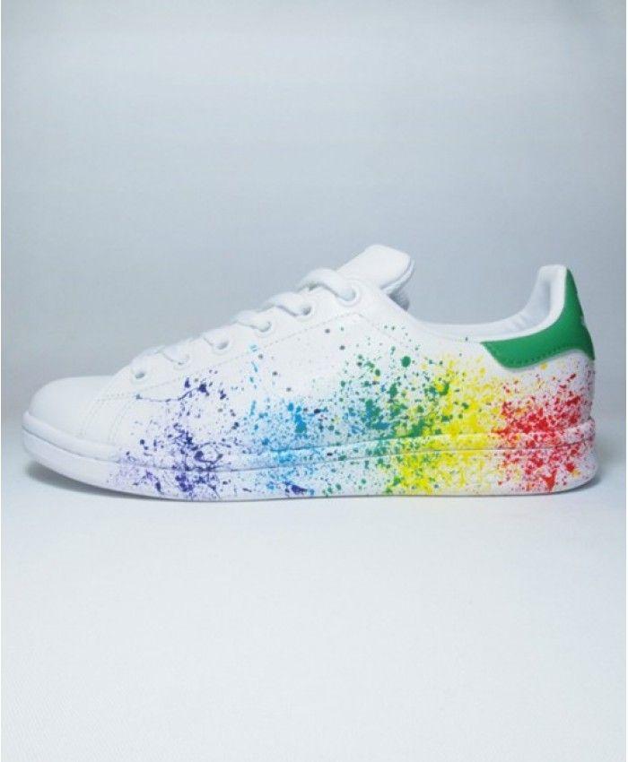 ADIDAS Originals Stan Smith J Unisex Scarpe Da Ginnastica Sneaker Exclusive cm8191