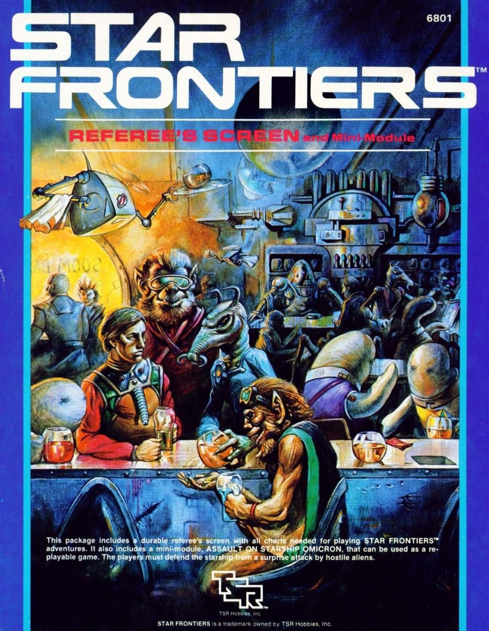 Pin by Addie Zachmann on star frontiers in 2019 Classic