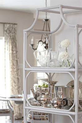 Cherish Toronto: Sarahs House 4: The Kitchen Etagere