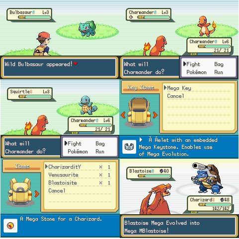pokemon red pc download
