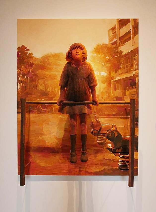 New Childhood Inspired 3d Paintings By Shintaro Ohata Sculpture
