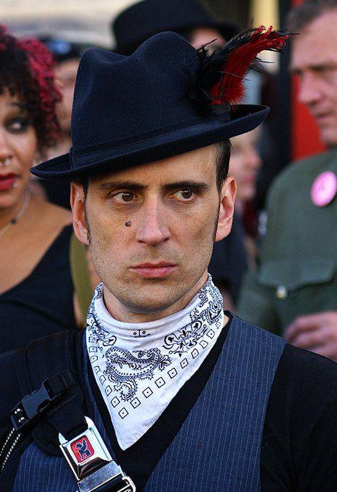 2ab0d610 Blue mens felt fedora hat with feathers | Felt Fedora Hats For Men ...