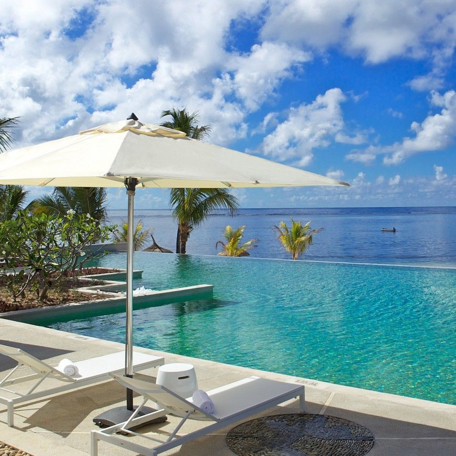 Long Beach Hotel In Mauritius By Keith
