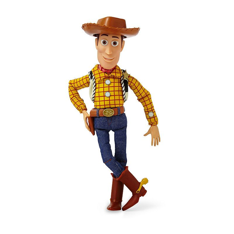 Disney Collection Toy Story Woody Talking Action Figure In 2020