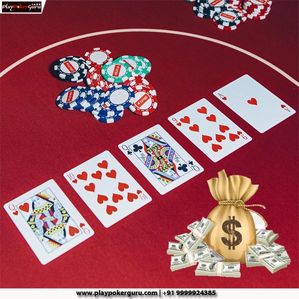 *24 x 7 Cash Game Poker Texas holdem poker, Texas holdem