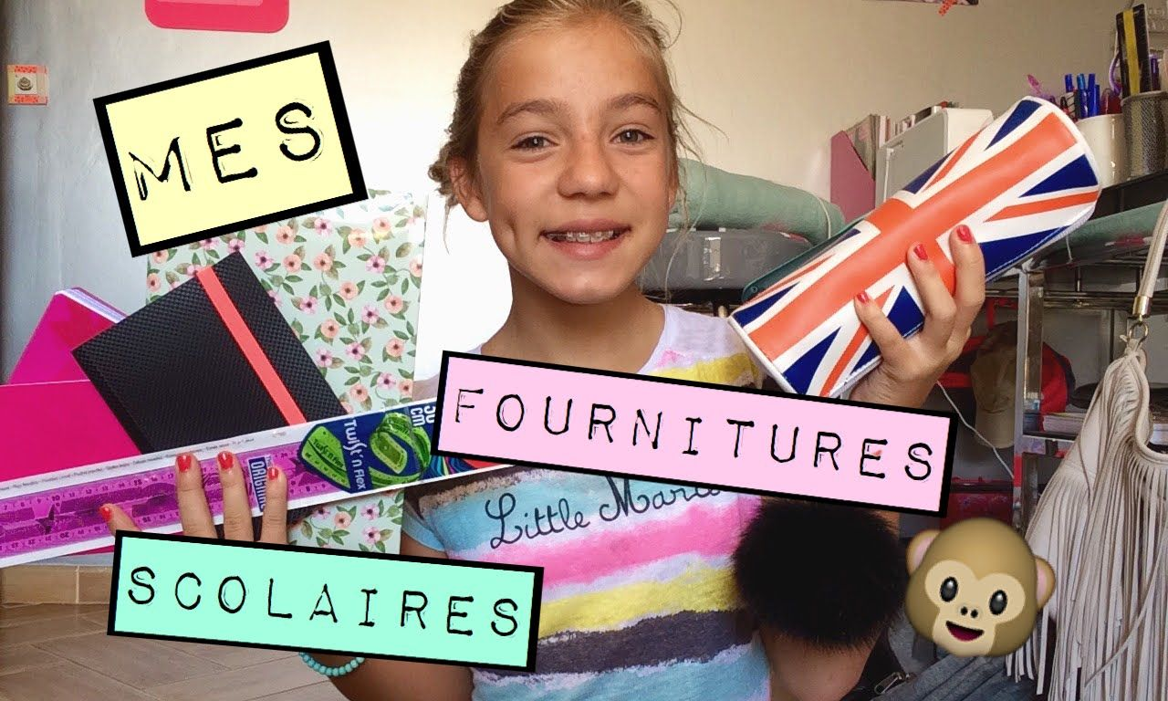 Fourniture Scolaire Qui Se Mange back to shcool } mes fournitures scolaires | une petite