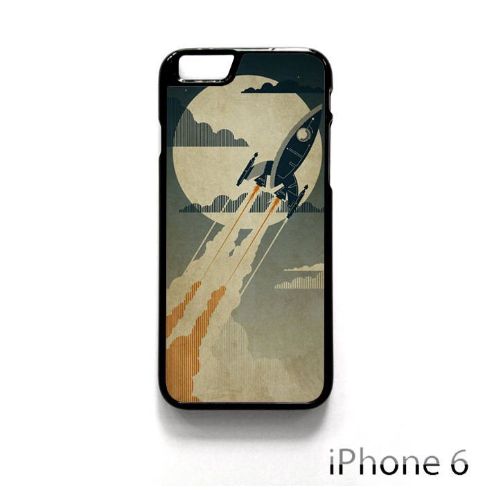 Night launch AR for iPhone 4/4S/5/5C/5S/6/6 plus phonecase