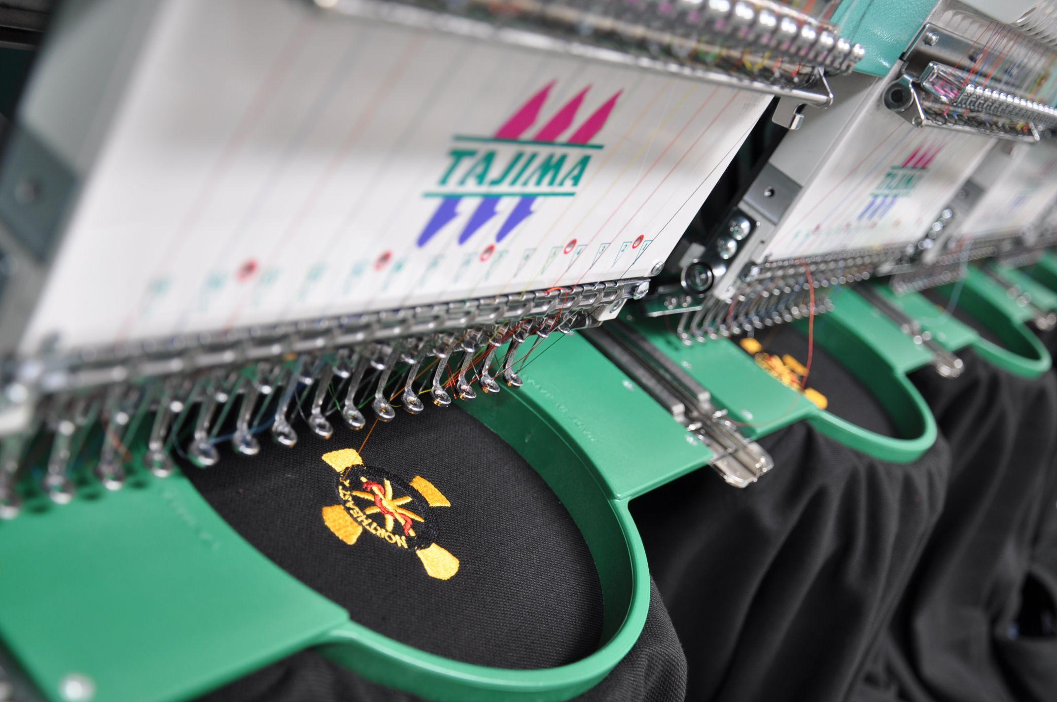 Tajima embroidery machine   Tajima embroidery machine, Tajima embroidery,  Fathers day cupcakes