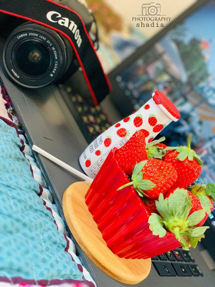 فراوله Strawberry Fruit Food